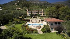 santa barbara style homes beautiful and luxury italian style hillside villa in santa barbara