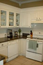 brown granite countertops with white cabinets brown granite with white cabinets