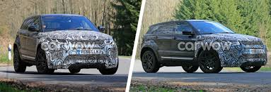 new range rover evoque price specs and release date carwow
