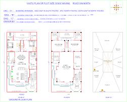 Vastu Floor Plan by 1500 Sq Ft House Plans East Facing