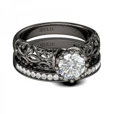 black wedding rings wedding rings wedding rings