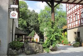 Post Bad Windsheim Rothenblog Waldgasthof Wildbad Burgbernheim In Franken