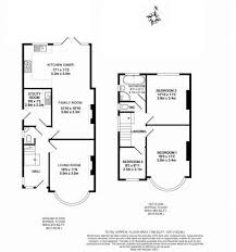 kitchen extension plans ideas 3 bed house floor plan rear extension search redwing