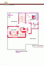 fantastic modern house plan 2000 sq ft kerala home design and