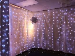 wedding backdrop lights curtain string lights backdrop for a friend s