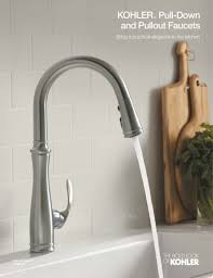 Kohler Fairfax Kitchen Faucet by Kohler Fairfax Kitchen Faucet Instafaucet Us