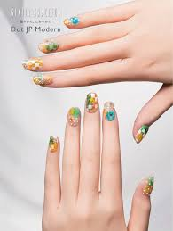 summer nail color trends 2014 japan nailist association unveils nail art trends for 2015 style