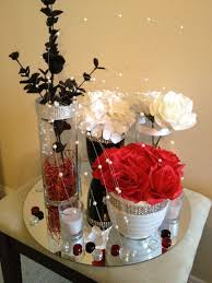 Black And White Centerpieces For Weddings by 157 Best Black And White Table Dreams Images On Pinterest