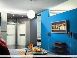 Led Tv Wall Mount Ideas 23 Sensational Blue Living Room Ideas Living Room Blue Modern
