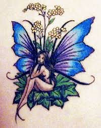 butterfly and fairy tattoos tattoo designs of animal