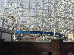 Six Flags Austell Ga Track On Twisted Cyclone At Six Flags Over Georgia Album On Imgur