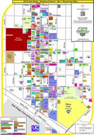 Trolley San Diego Map by San Diego Maps California U S Maps Of San Diego