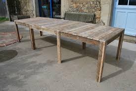 fabrication canapé en palette meuble jardin palette impressionnant beautiful fabrication salon de