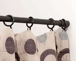 Curtain Rods For Windows Close To Wall Campbell Ironworks Curtain Hardware Wrought Iron Curtain Rods