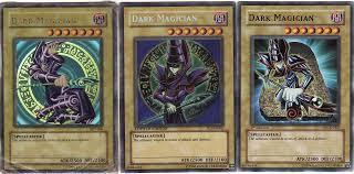 dark magician normal cards by galangthus on deviantart