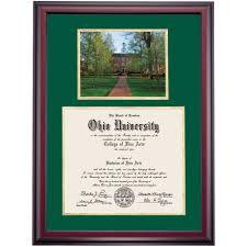 uva diploma frame ohio diploma frames diploma display ocm
