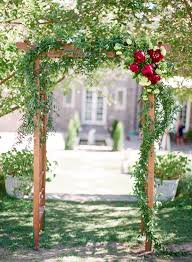 Wedding Ceremony Arch 17 Wedding Ceremony Ideas With Pretty Style