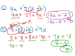 did you hear about worksheet distributive property