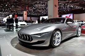 alfieri maserati interior marchionne ponders whether maserati could rival tesla with an