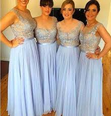cheap light blue bridesmaid dresses 2016 cheap bridesmaid dresses light sky blue charming wedding guest