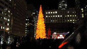 555 california street holiday tree lighting financial district san