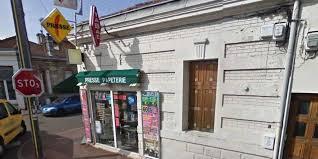 bureau tabac bordeaux talence 33 braquage avorté dans un bureau de tabac sud ouest fr