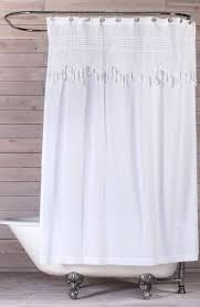 Bathroom With Shower Curtains Ideas by Curtain Best Elegant Shower Curtains Ideas On Pinterest Crochet
