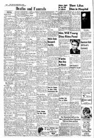 Abilene Reporter News From Abilene Texas On March 10 1955 by Abilene Reporter News From Abilene Texas On December 30 1969