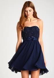 robe de soir e mari e laona robe de soirée blue zalando fr wedding bleu