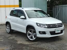 tiguan volkswagen 2014 2014 volkswagen tiguan tsi r line 4motion used car for sale at