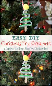 diy christmas tree ornament u0026 christmas tree tour