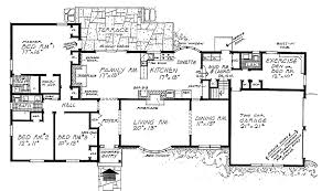 ranch style floor plans ridgeview ranch courtyard house plans ranch floor