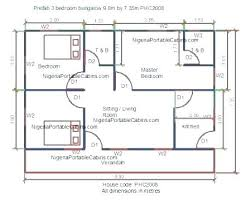 pre fab home plans 3 bedroom house plan drawing building drawing plans 3 bedroom flat