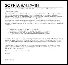 healthcare cover letter sample health care assistant cover letter