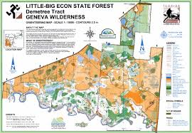 Map Of Ocala Fl Florida Orienteering Maps
