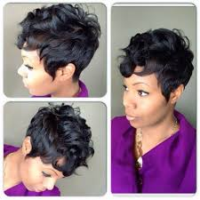 atlanta hair style wave up for black womens 852 best fly short hairstyles images on pinterest pixie cuts