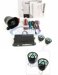 avital 3100 3100 l 3 channel car alarm with 2 remotes and