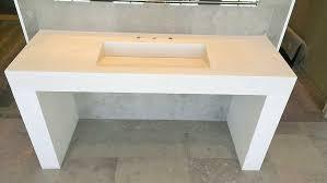 Concrete Vanity Concrete Bathroom Sinks Melbourne Brightpulse Us