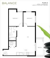 from micro lofts to two bedroom homes balance floorplans released