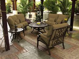 Alumont Patio Furniture by Shop For Castelle Veracruz Deep Seating 4010t Set And Other