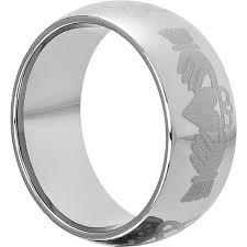 Mens Wedding Ring Metals by Helios Claddagh Irish Men U0027s Wedding Bands Forever Metals