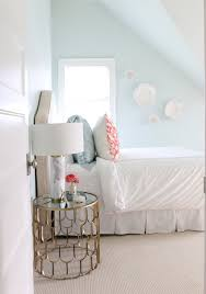 Coral Bedrooms The Midway House Blue And Coral Guest Room U2014 Studio Mcgee