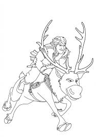 frozen coloring pages color pages free coloring pages kids