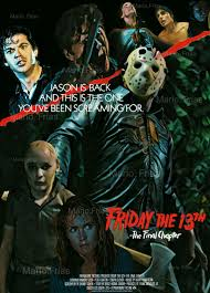 friday the 13th part 4 final chapter 1984 horror movie slasher