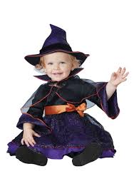 Halloween Costumes Infant Girls Infant Hocus Pocus Witch Costume