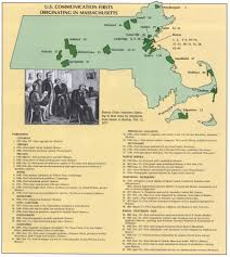 Map Of Eastern Massachusetts Historical Atlas Of Massachusetts