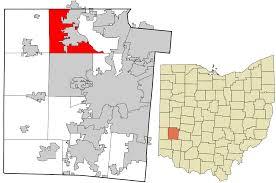 Ohio Zip Code Map by Clayton Ohio Wikipedia