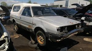 subaru brat junked 1982 subaru brat photo gallery autoblog