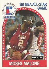 moses malone gallery the trading card database