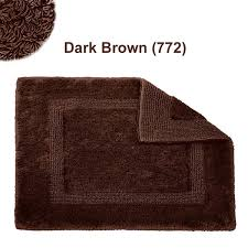 habidecor reversible bath rug dark brown 772 u2013 flandb com